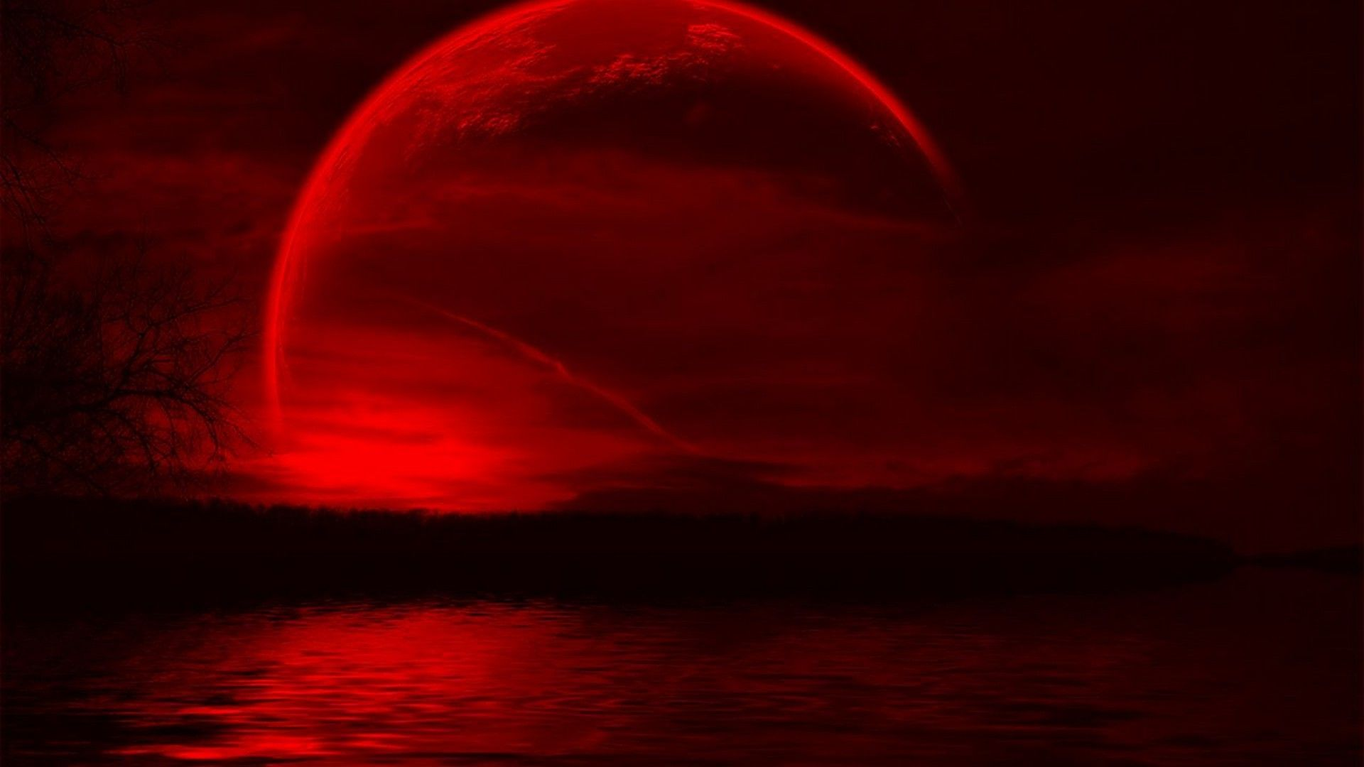 Lunar Eclipse Wallpapers and Backgrounds Image