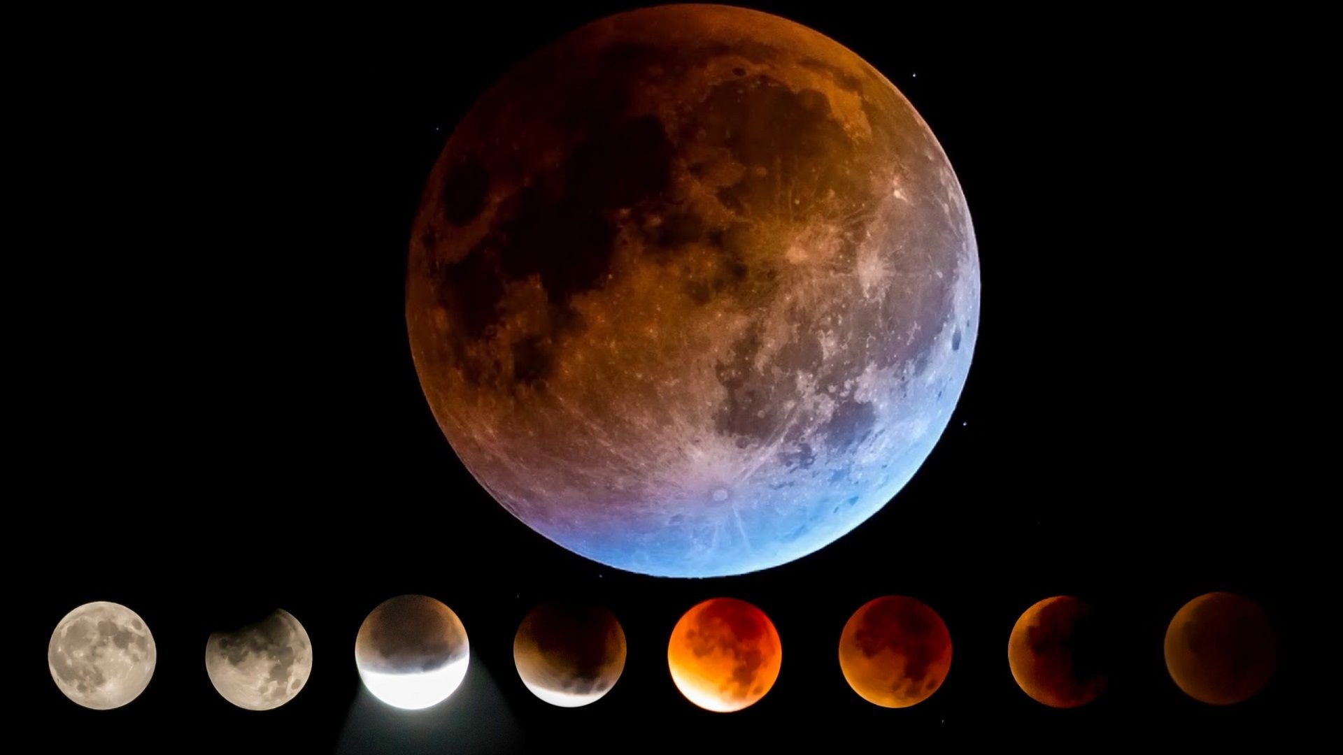 Lunar Eclipse Wallpapers – Scalsys