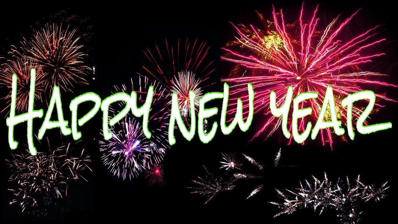 Happy New Year 2019, Wishes, Whatsapp Video, Greetings, Quotes, Fireworks, Free Download and Image