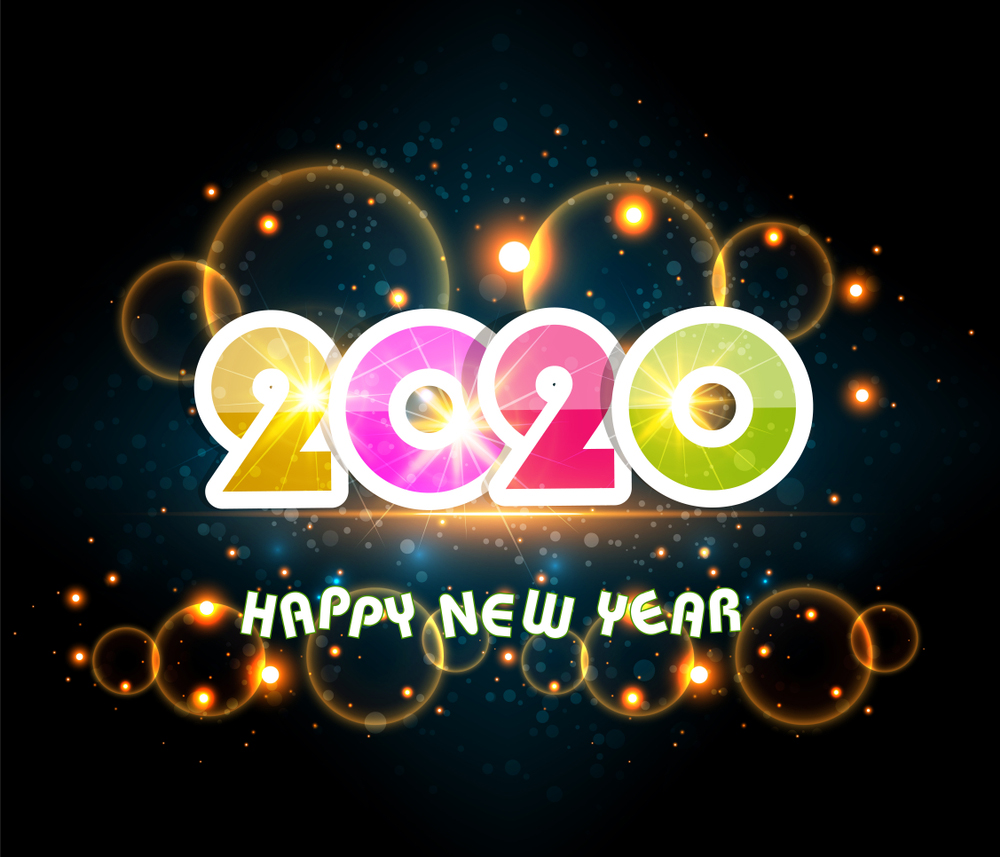 Happy New Year Wallpapers 2020