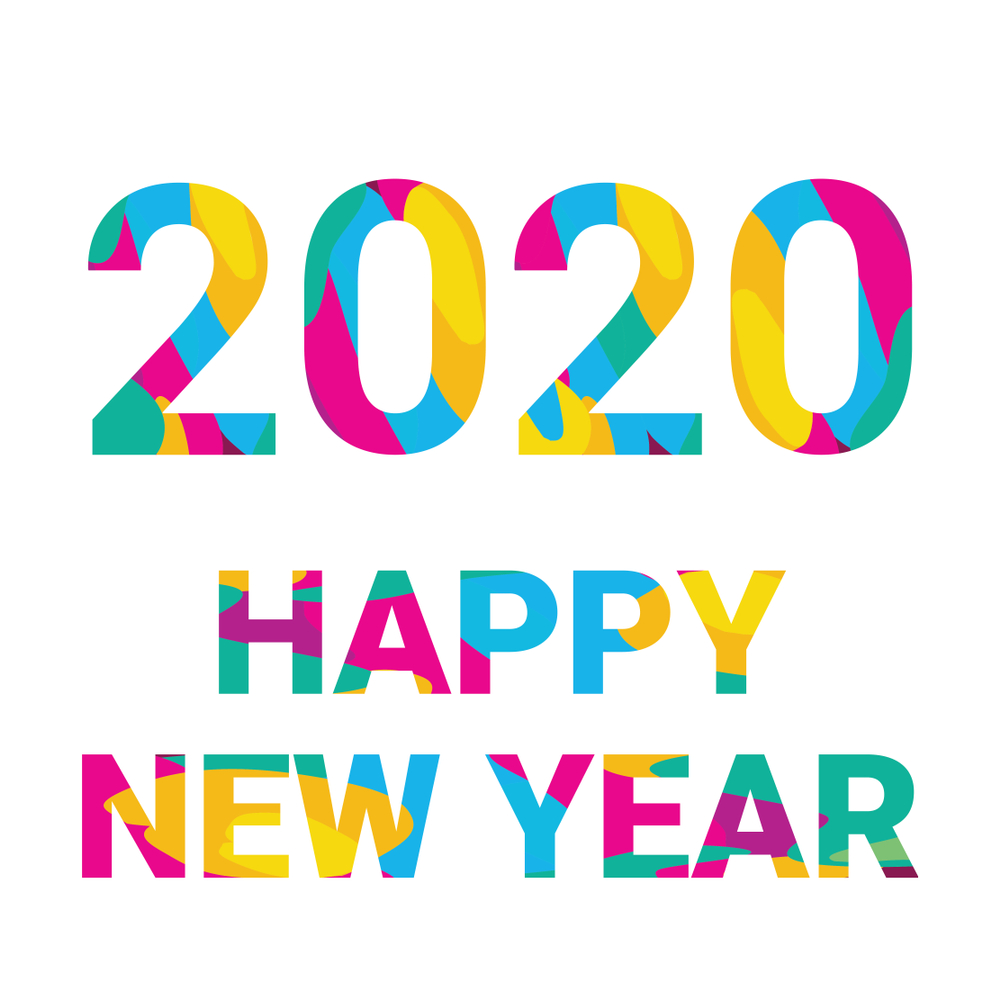Happy New Year 2020 Image, greetings