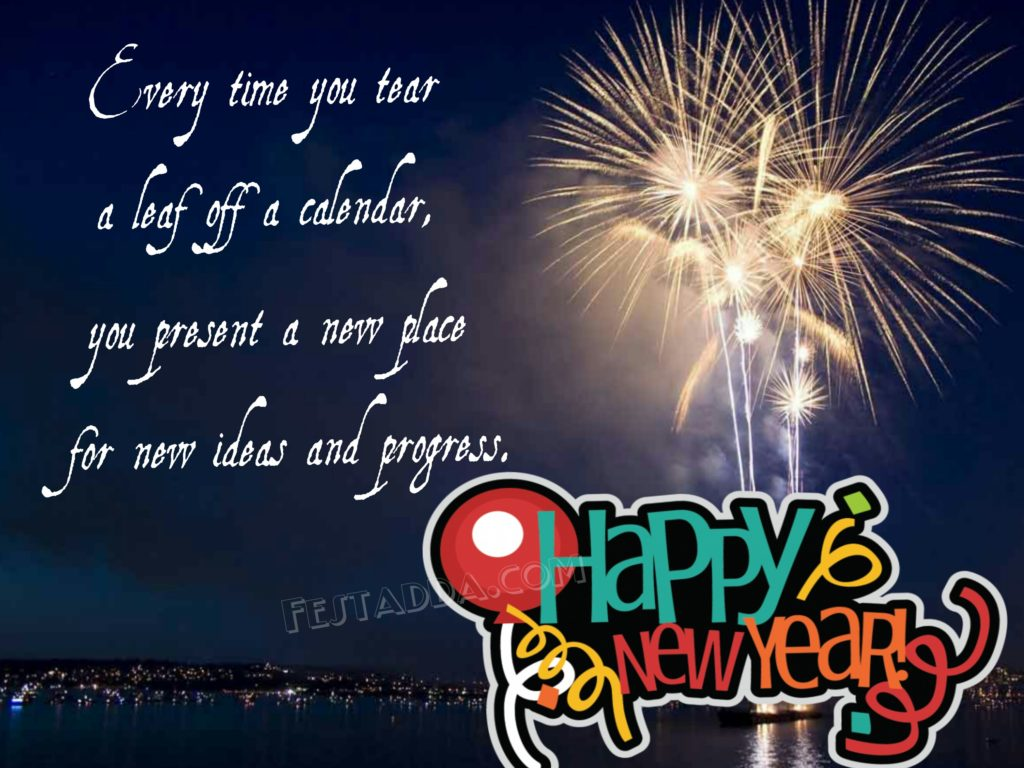 Happy New Year Wishes 2020 Image Photos Wallpapers