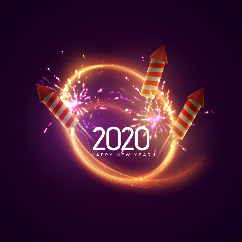 2020 Free Stock Image & Happy New Year Wallpapers