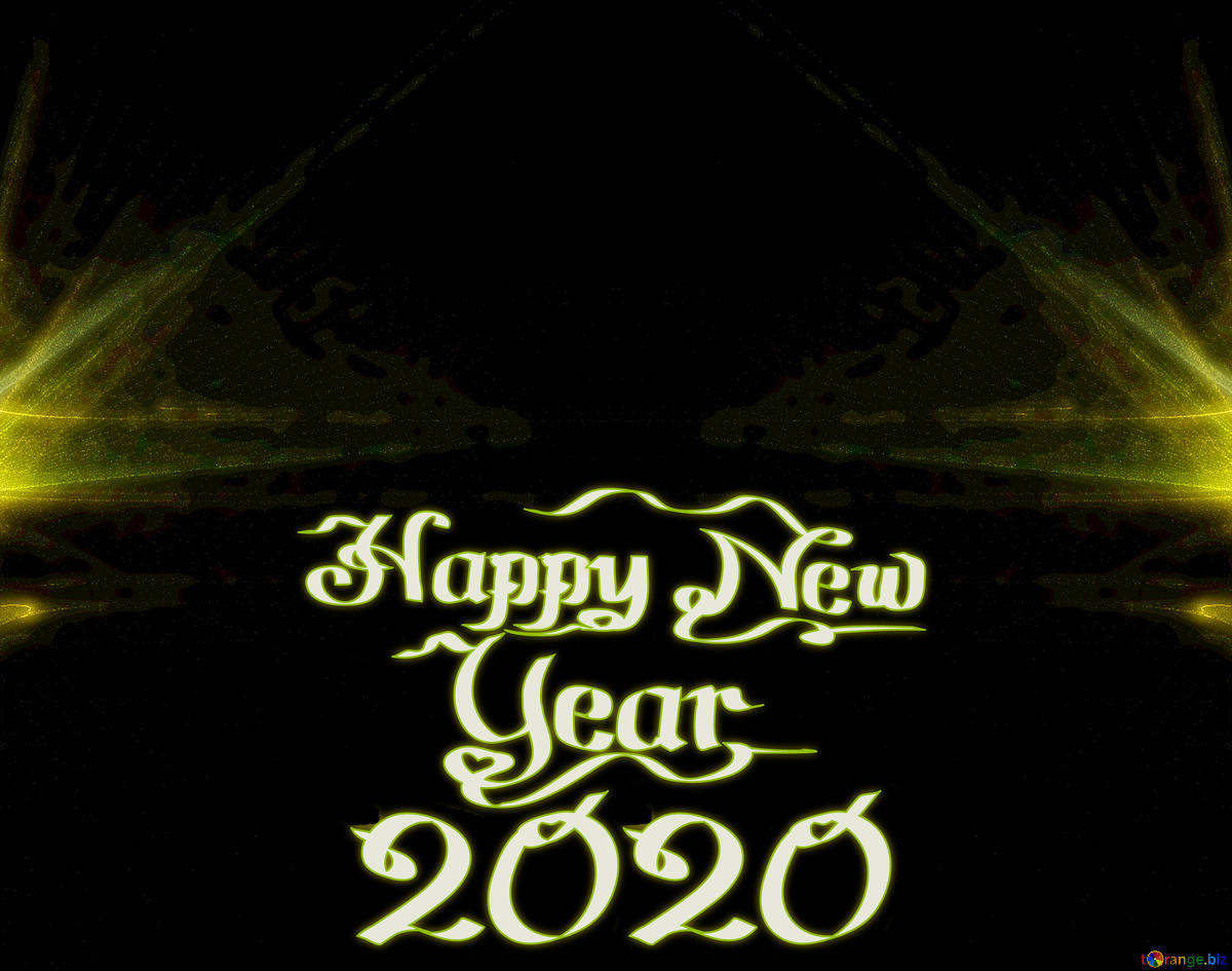 Download free picture Happy New Year 2020 Backgrounds on CC