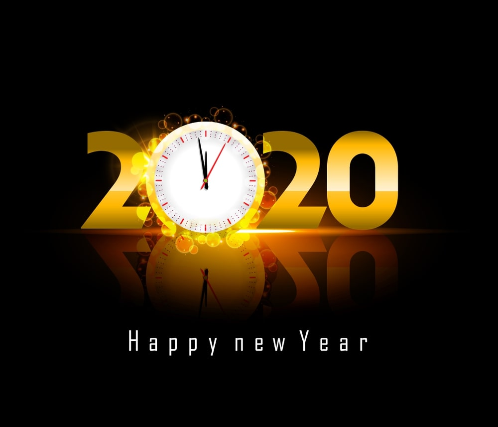 Happy New Year 2020 Image, Wallpapers