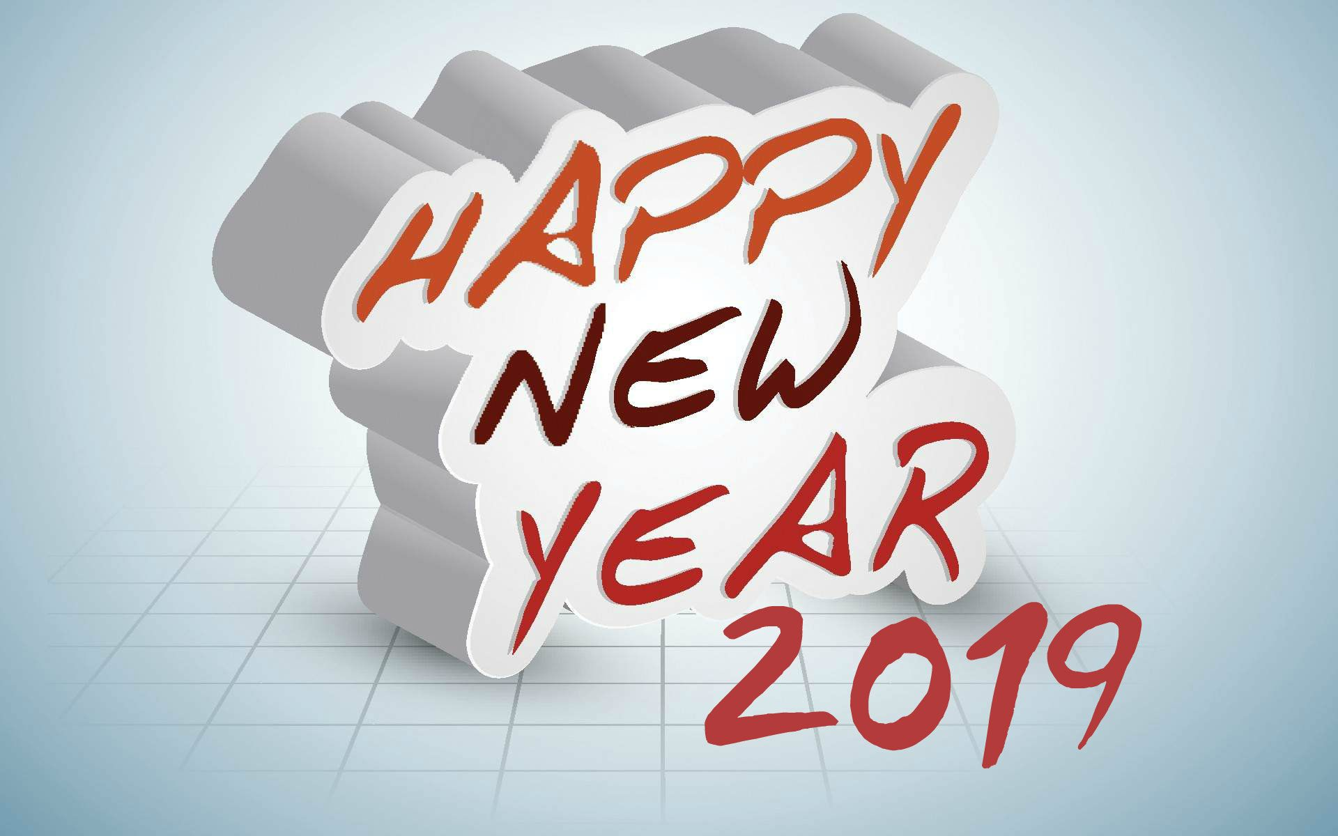 Goodbye 2018 Welcome 2019 New Year Image, Messages & SMS
