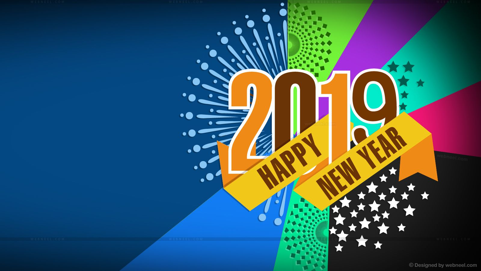 50 Beautiful Happy New Year Wallpapers for your desktop
