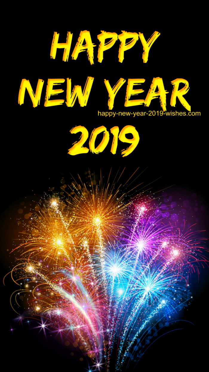 This is one of the most interesting happy new year 2019 mobile