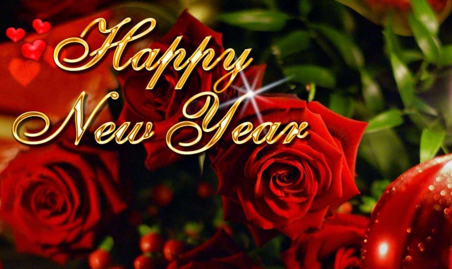 Top 18+ Happy New Year 2017 Wallpapers, Happy New Year Wallpapers
