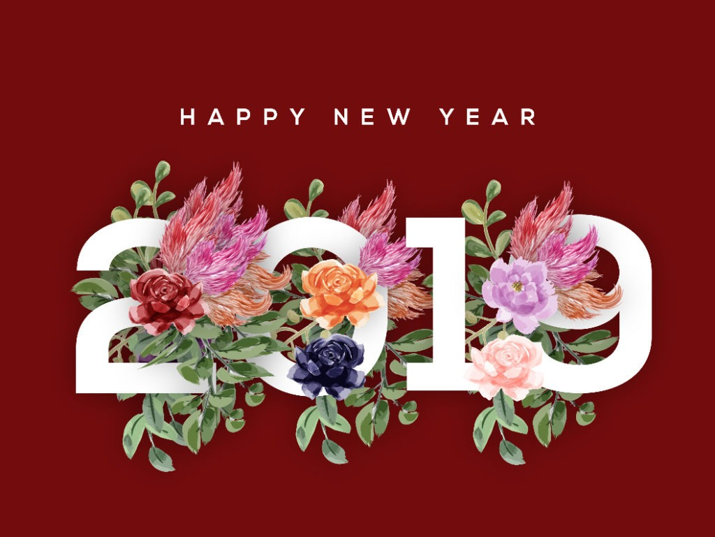 Happy New Year Wallpaper, Pictures and Image 2019
