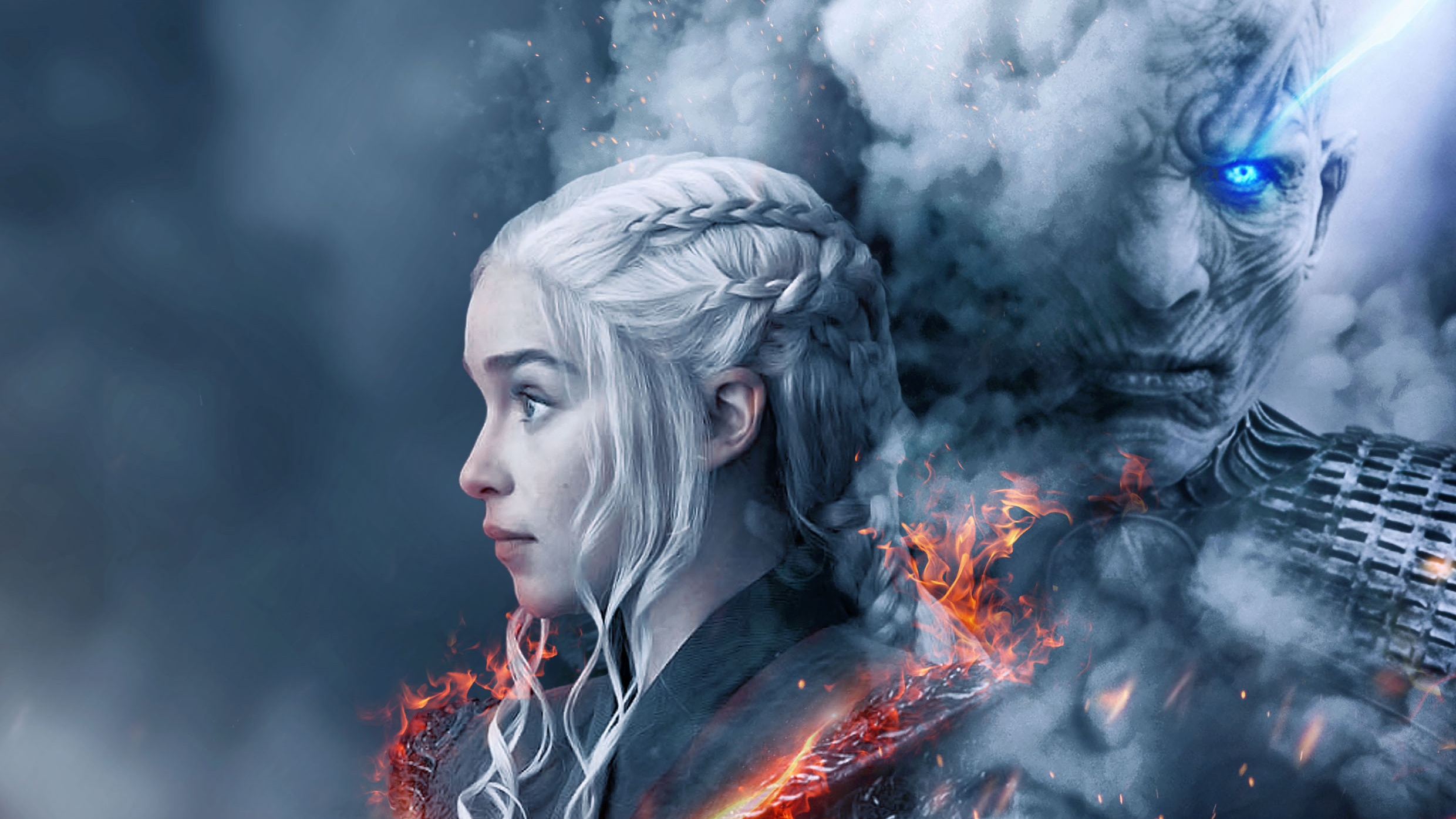 Game Of Thrones Season 8 Fan Poster, HD Tv Shows, 4k Wallpapers