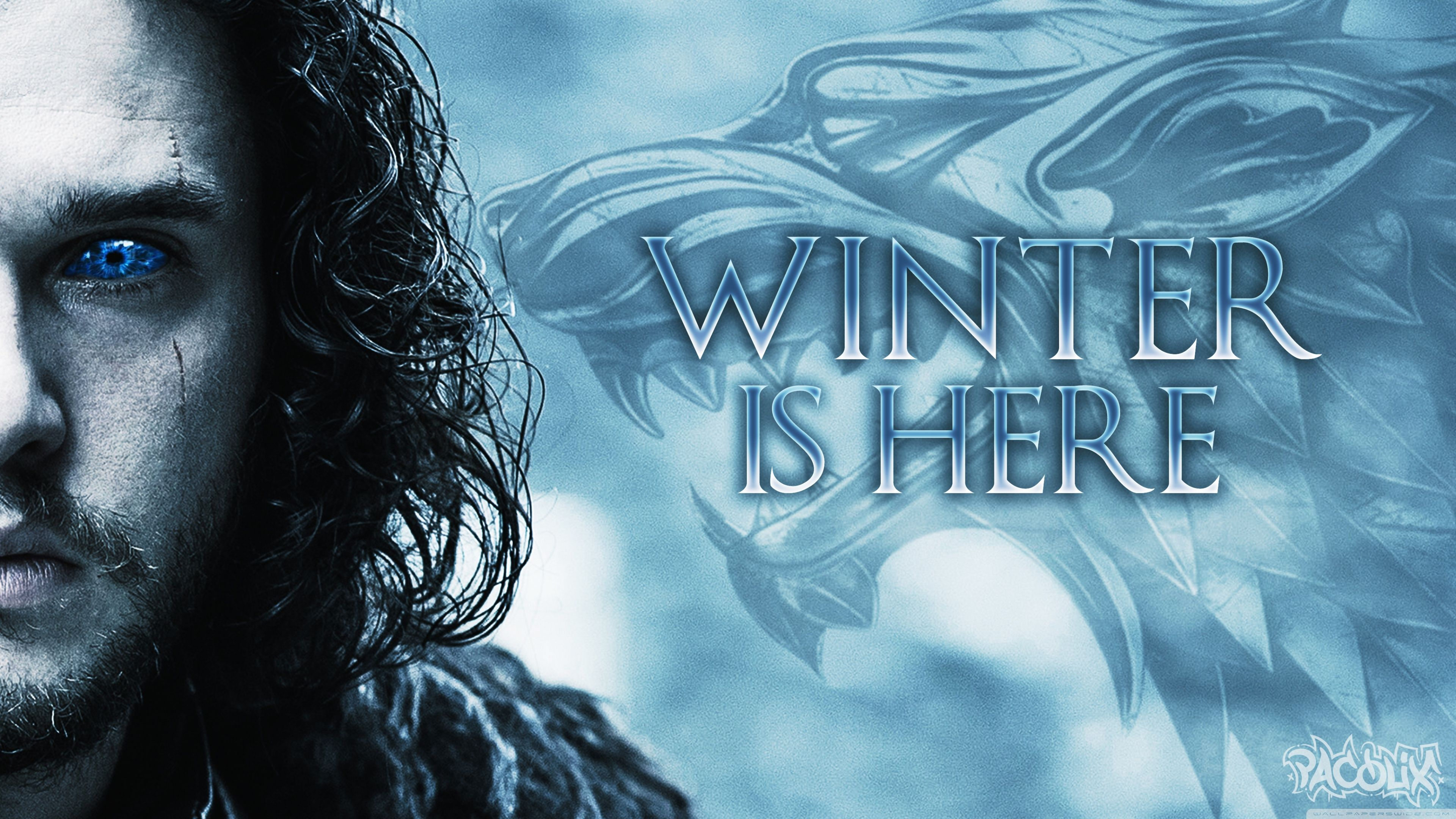 Game of Thrones by Pacolix ❤ 4K HD Desktop Wallpapers for 4K Ultra