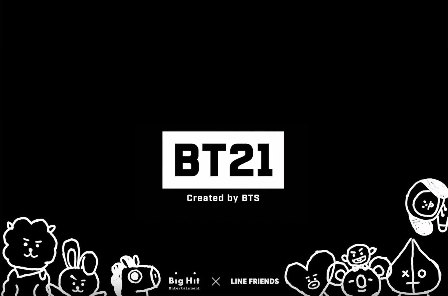 BTS Emoji Collection: Preview Their BT21 Animated Character Designs