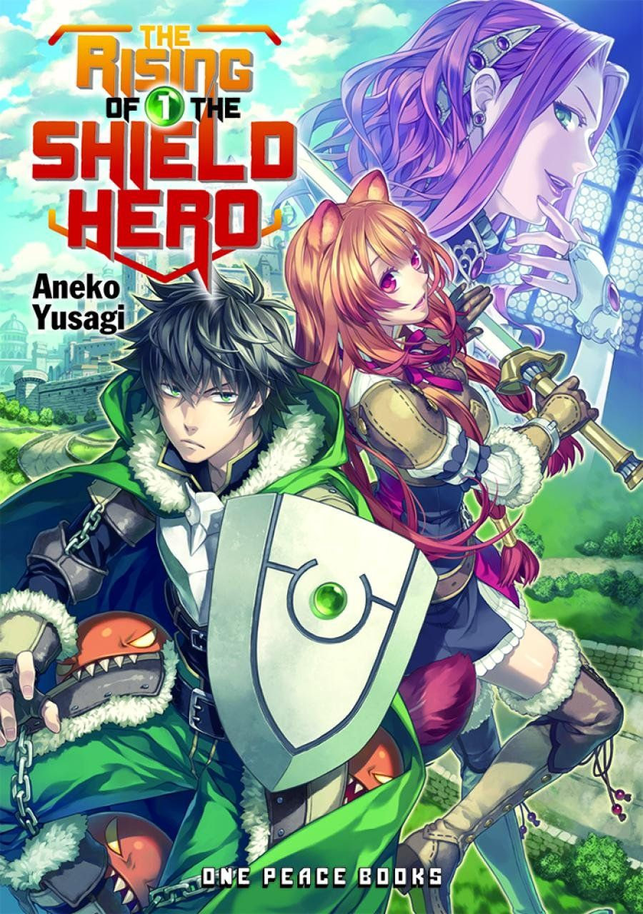 light novels image the rising of the shield hero HD wallpapers and