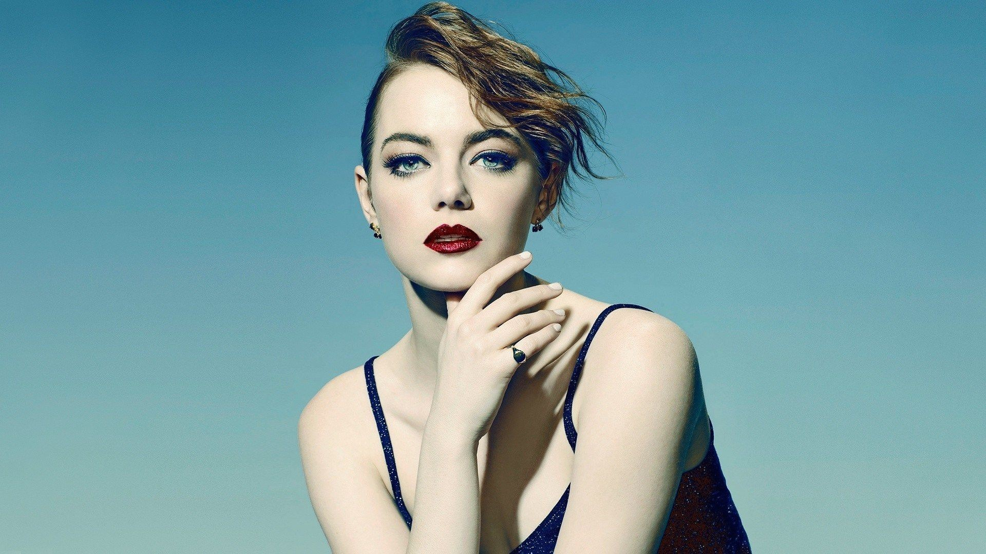 Emma Stone HTC Wallpapers