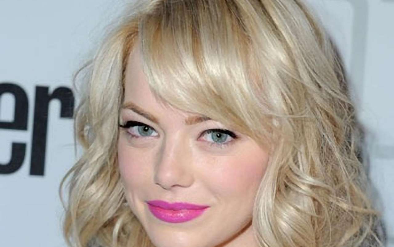 Emma Stone Blonde wallpapers
