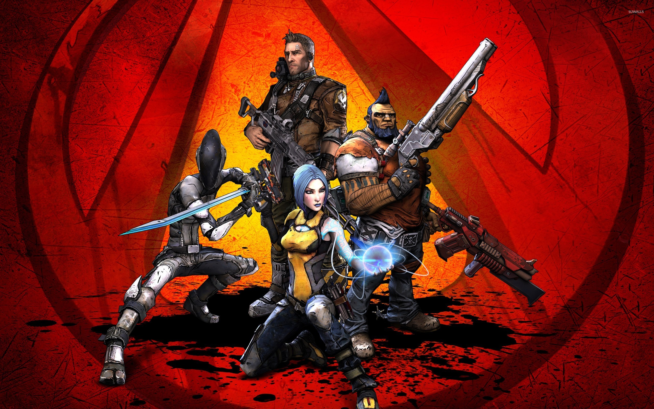 Borderlands 2 [3] wallpapers
