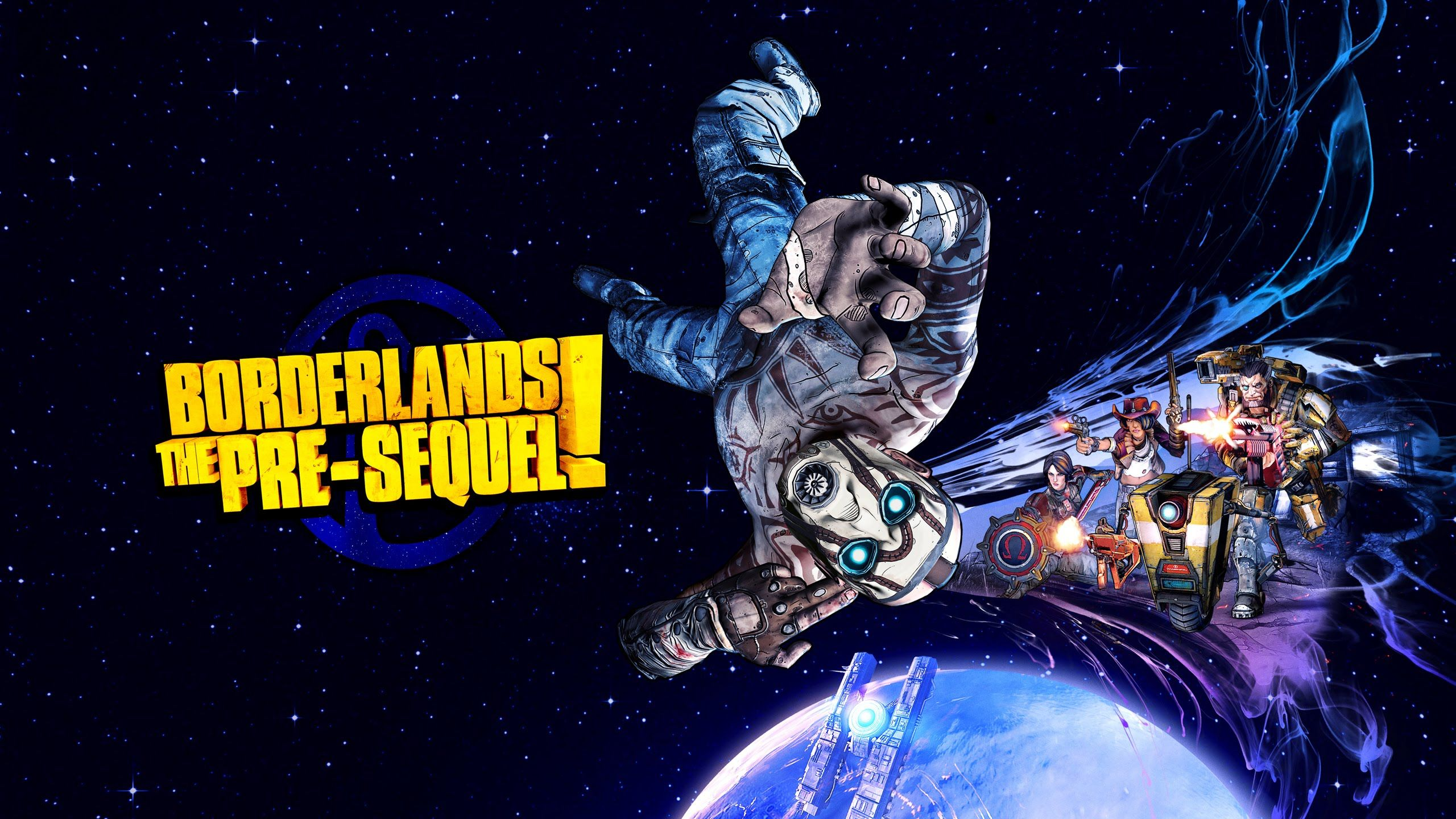 Borderlands The Pre Sequel! 1440p, Max Settings, Radeon R9 280X