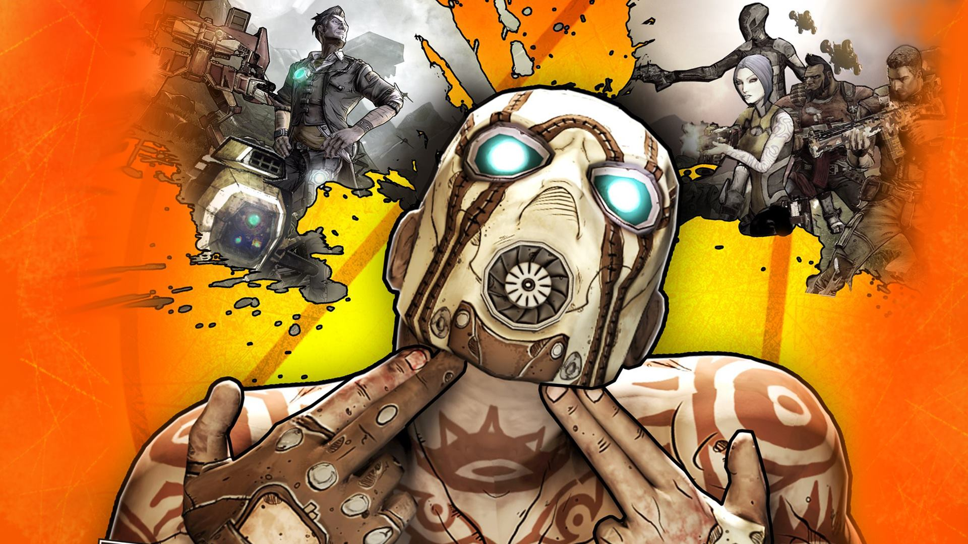 Borderlands HD Wallpapers 3