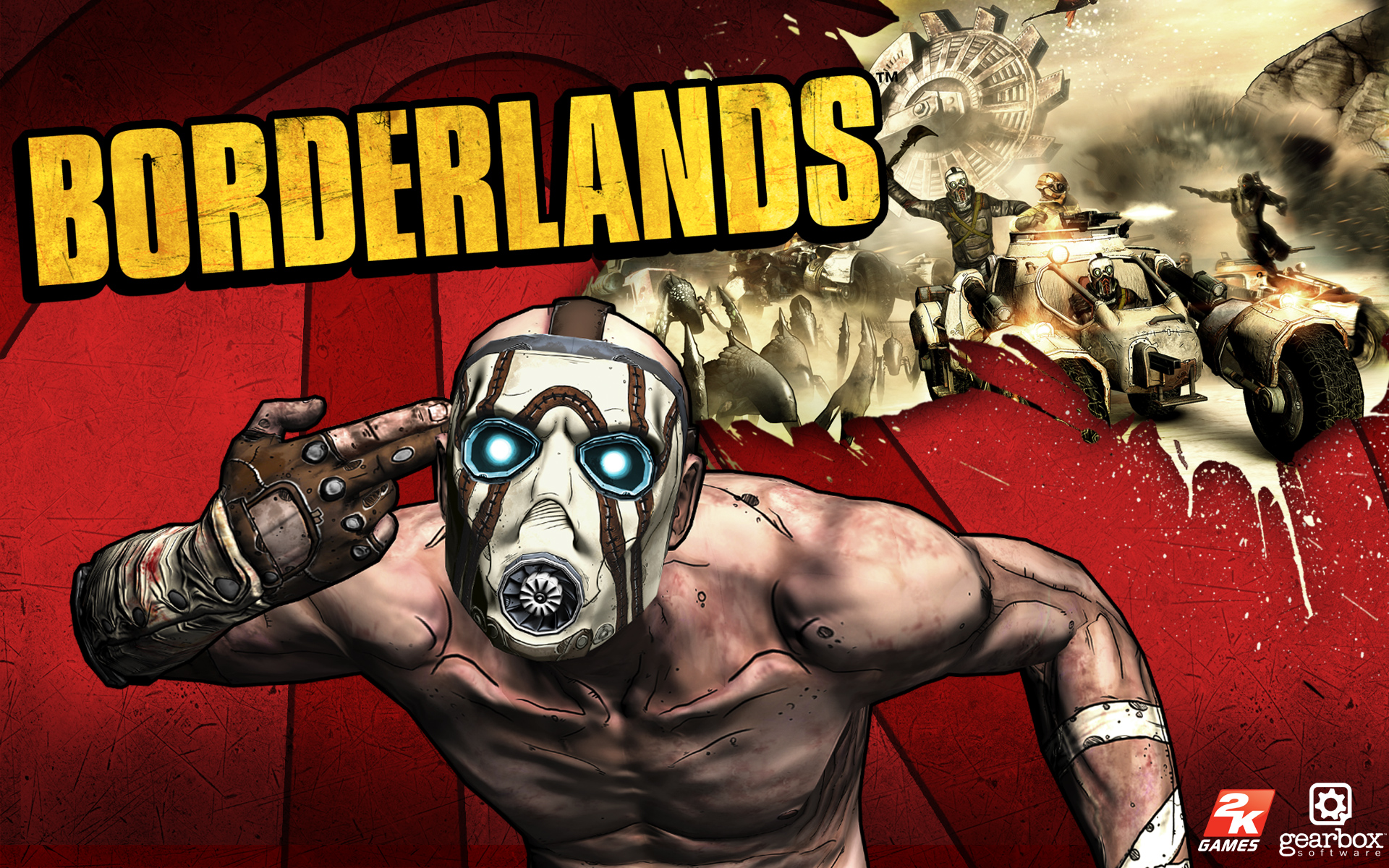 Borderlands wallpapers