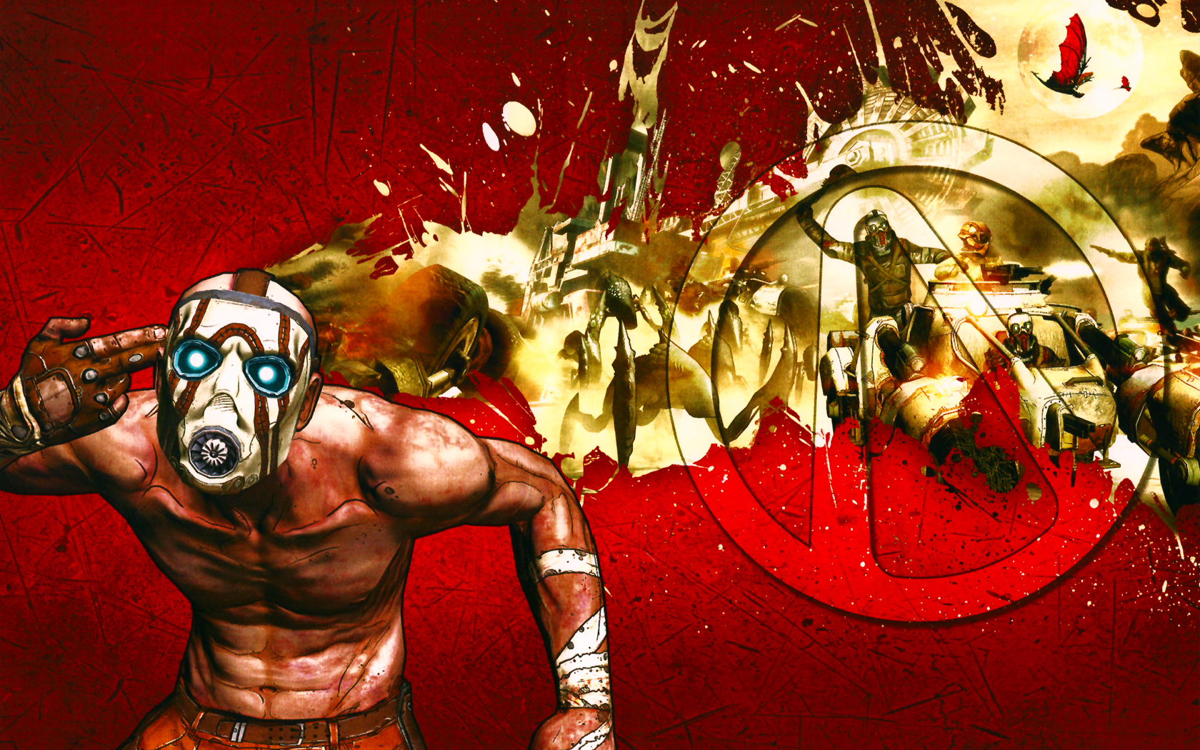 Best 57+ Borderlands Wallpapers on HipWallpapers