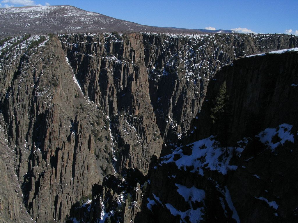 South Rim, Black Canyon of the Gunnison National Park, Col…