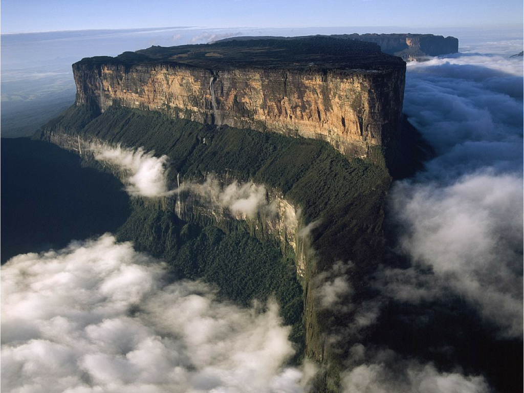 Mount Roraima, South America [1024*768] : wallpapers