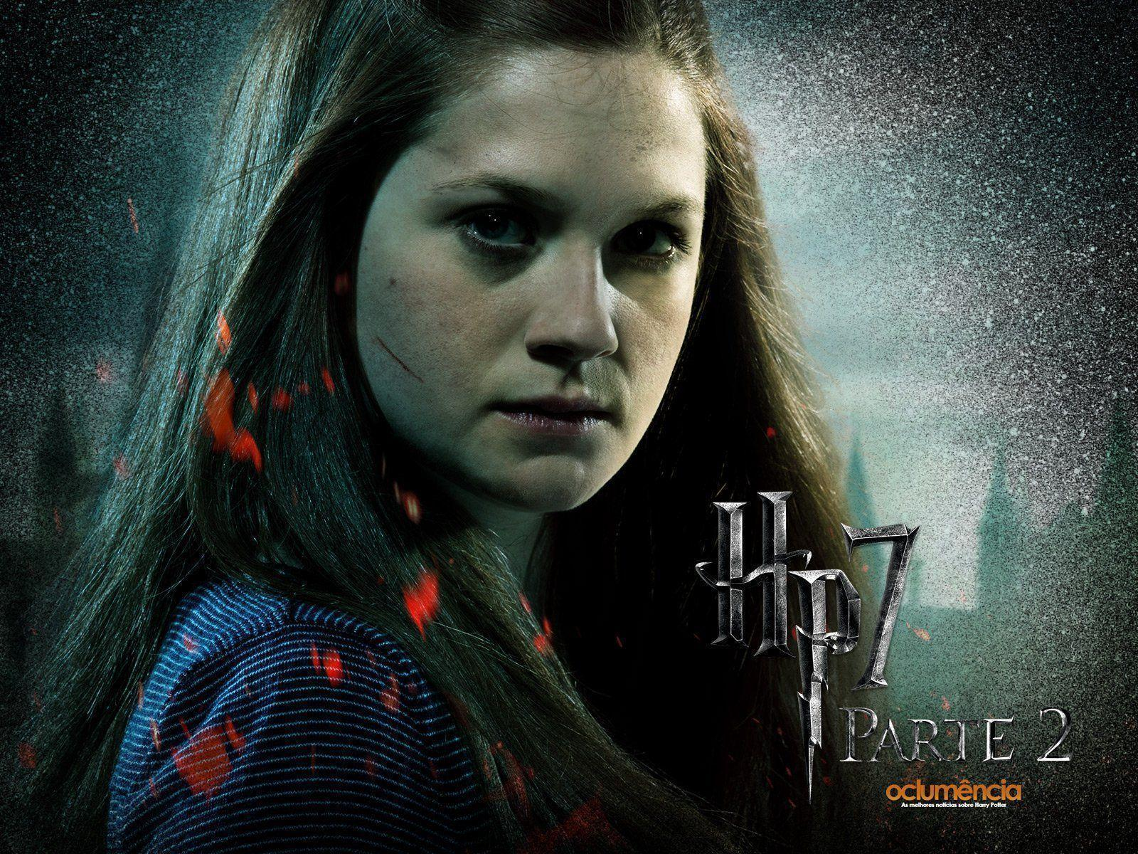 Image For > Ginny Weasley Wallpapers