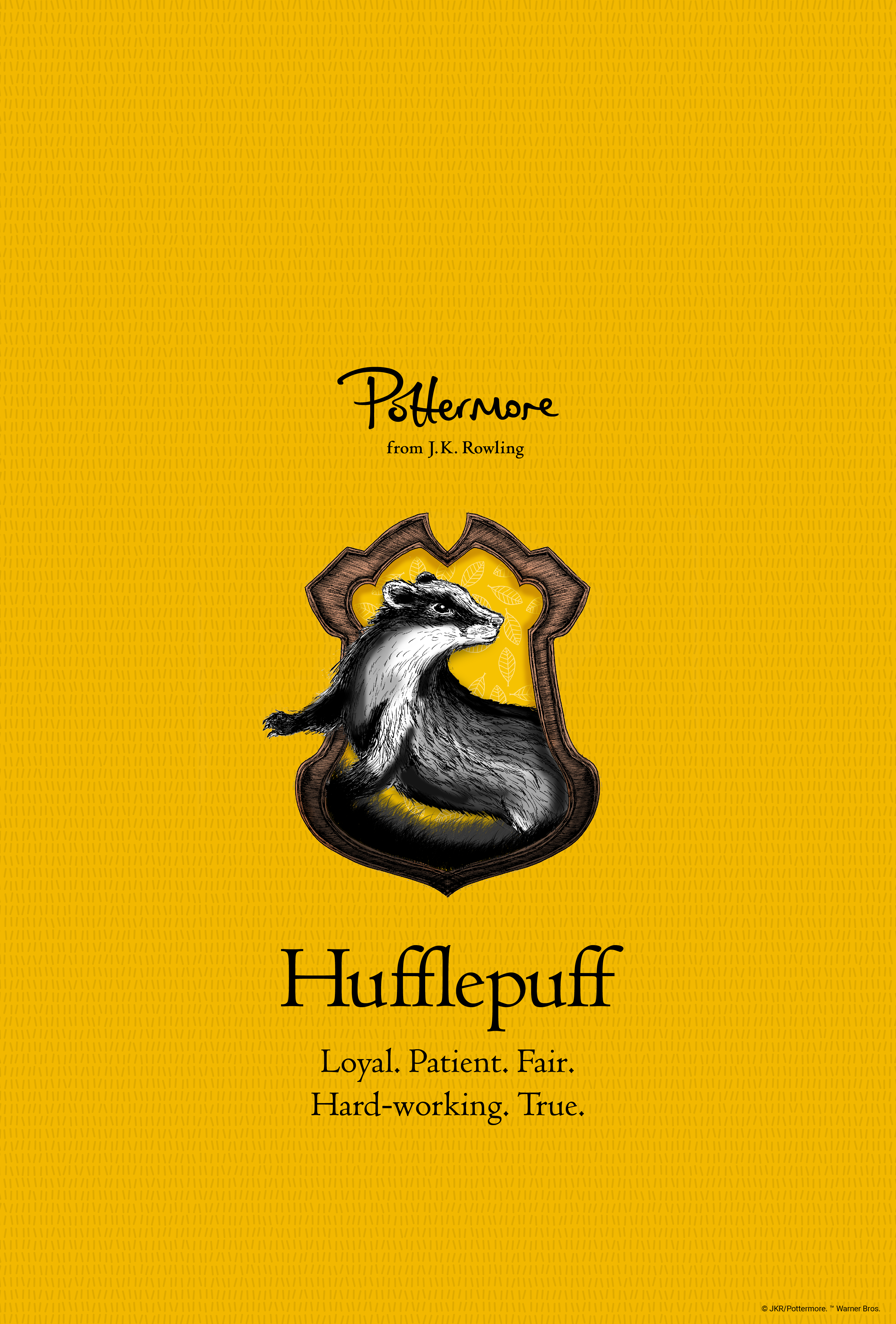 phone hufflepuff wallpapers pottermore