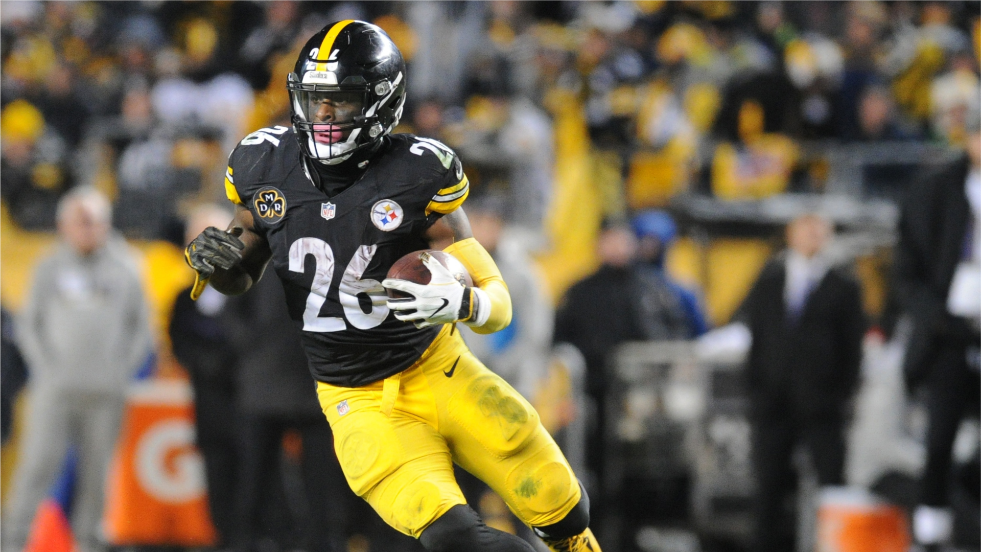Le'veon Bell To Sign With New York Jets