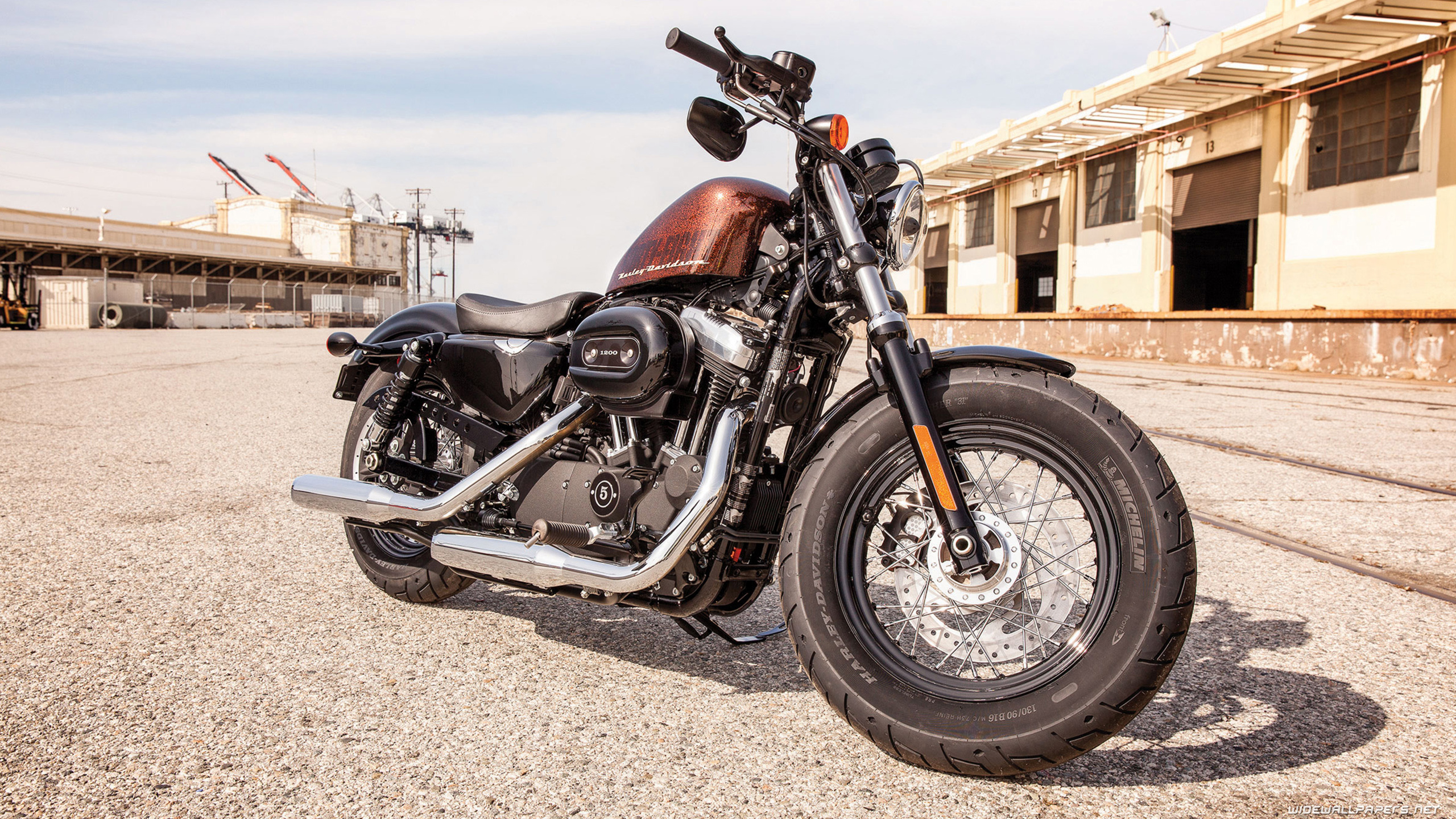 Old Harley Davidson Sportster Wallpapers Free Pictures On Greepx