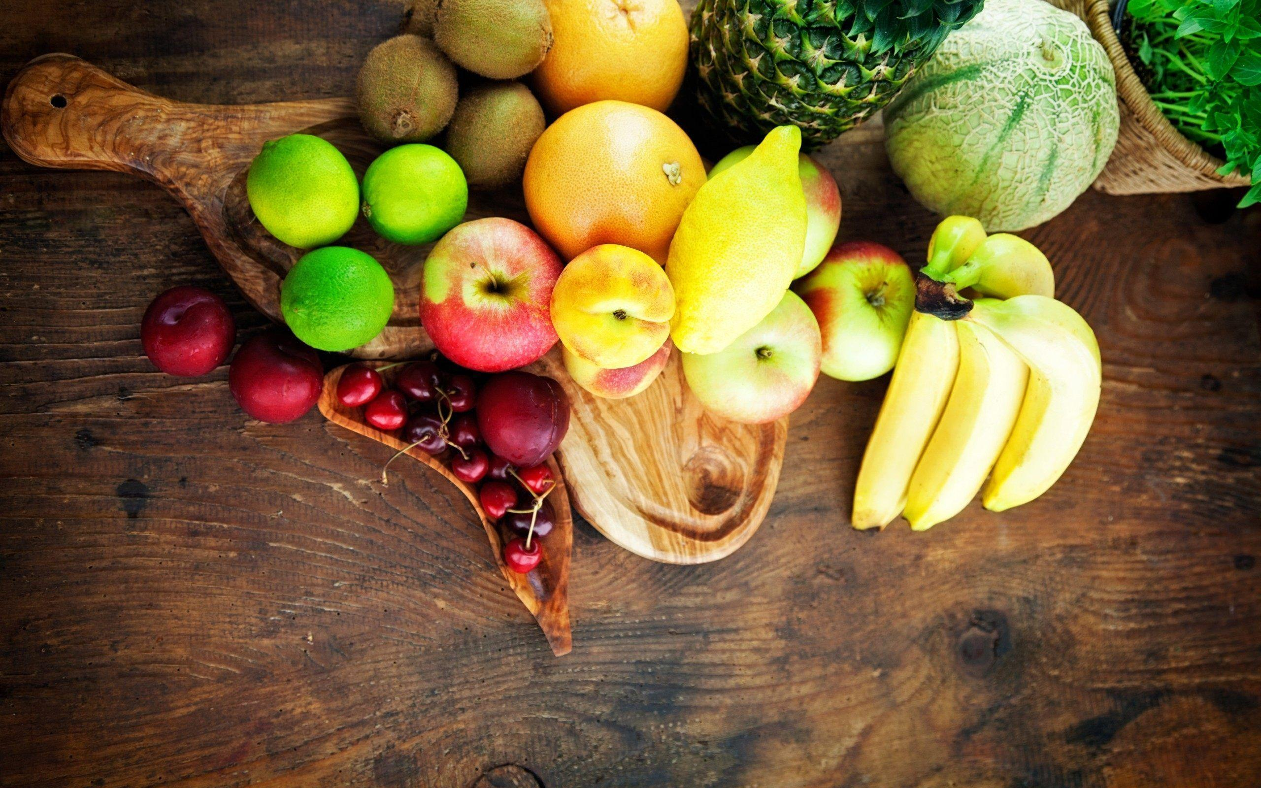 Healthy Fruits HD Wallpapers