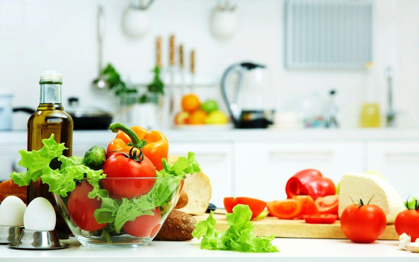 Healthy Food Wallpapers For