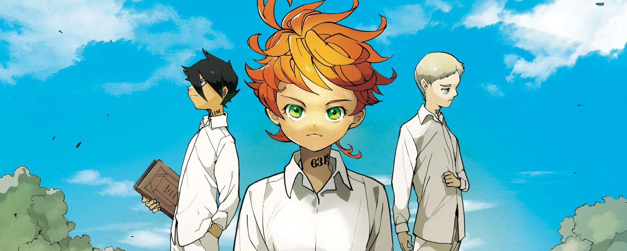 THE PROMISED NEVERLAND Anime Series Reveals New Commercial
