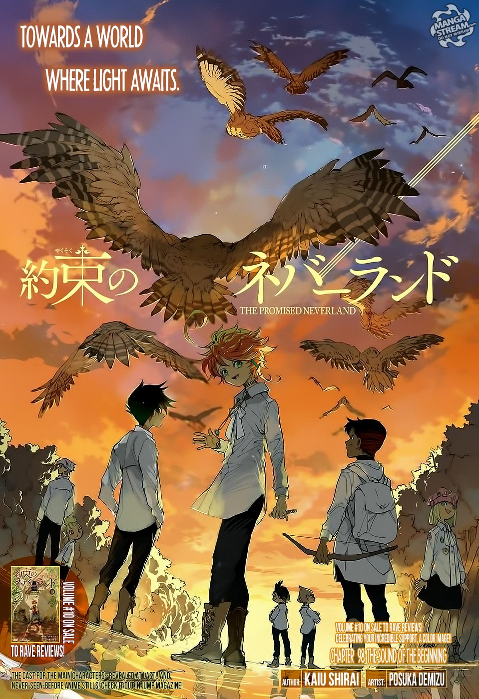 The Promised Neverland 098