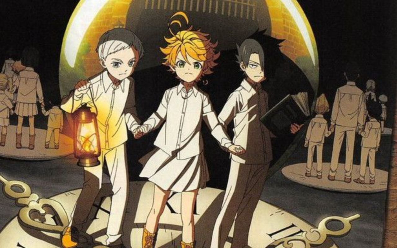 The Promised Neverland Anime Gets a Premiere Date – TiCGamesNetwork