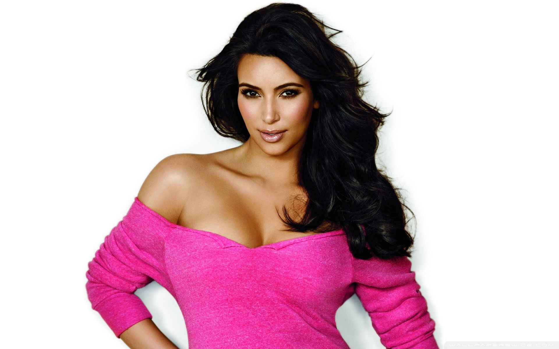 Kim Kardashian ❤ 4K HD Desktop Wallpapers for 4K Ultra HD TV • Wide