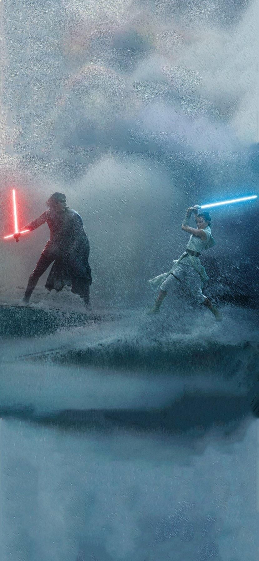 Here is that Rey and Kylo R…