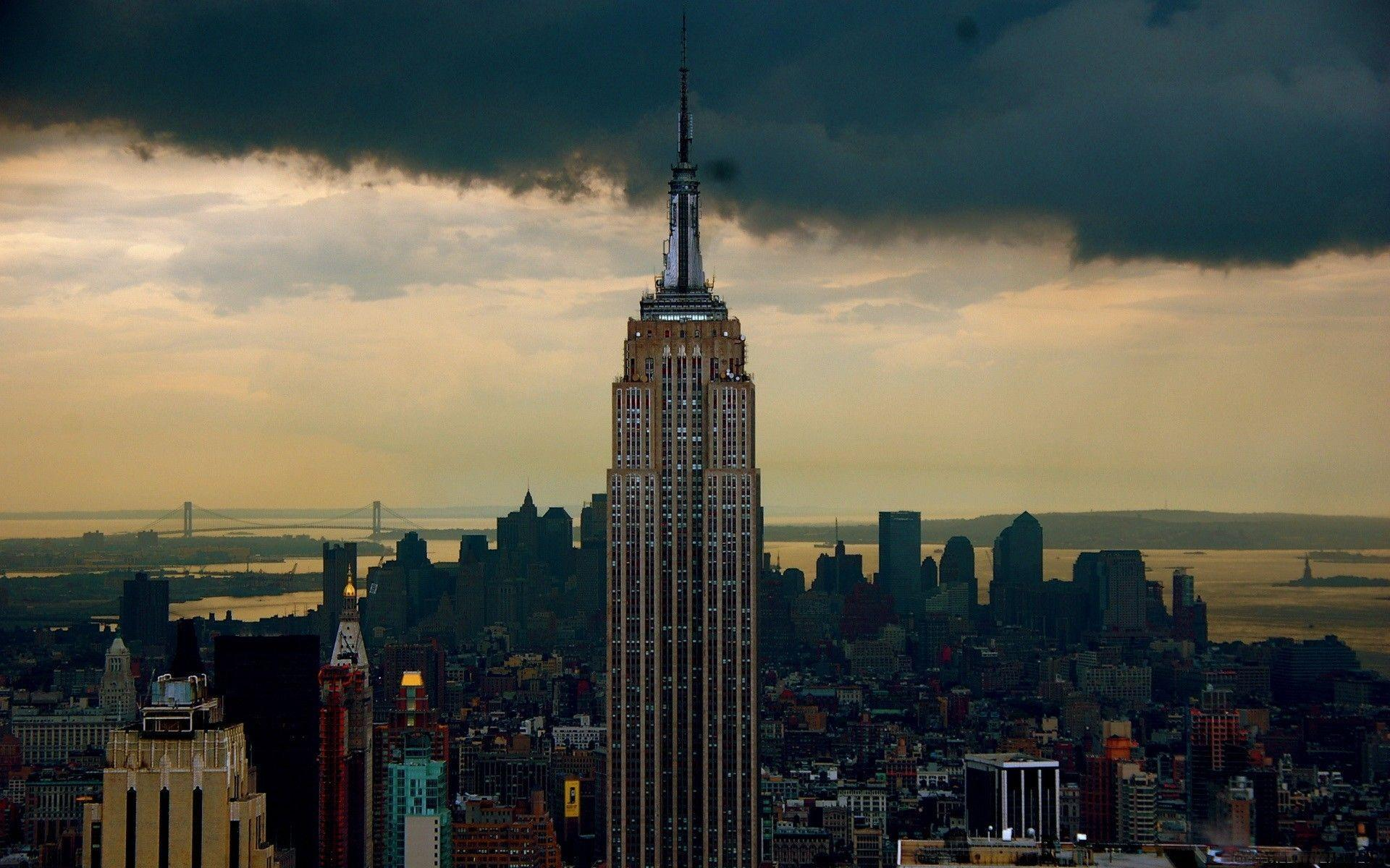 Empire State Building Wallpapers 30767 1920x1200 px ~ HDWallSource