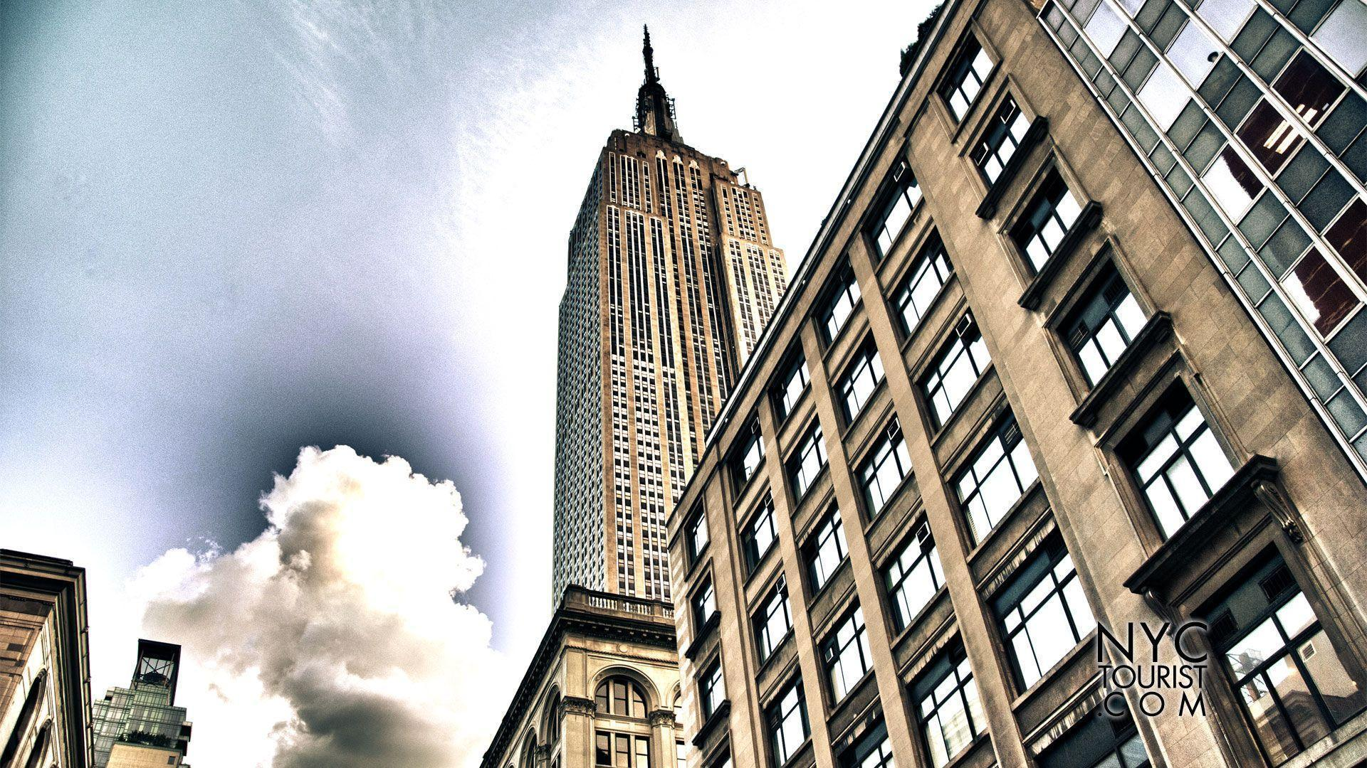 5 Empire State Building HD Wallpapers