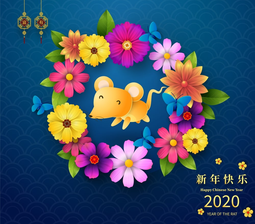 Chinese New Year 2020 image, Wallpapers