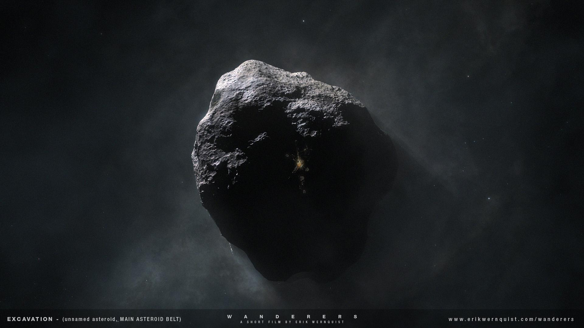 Download Asteroid Wallpapers