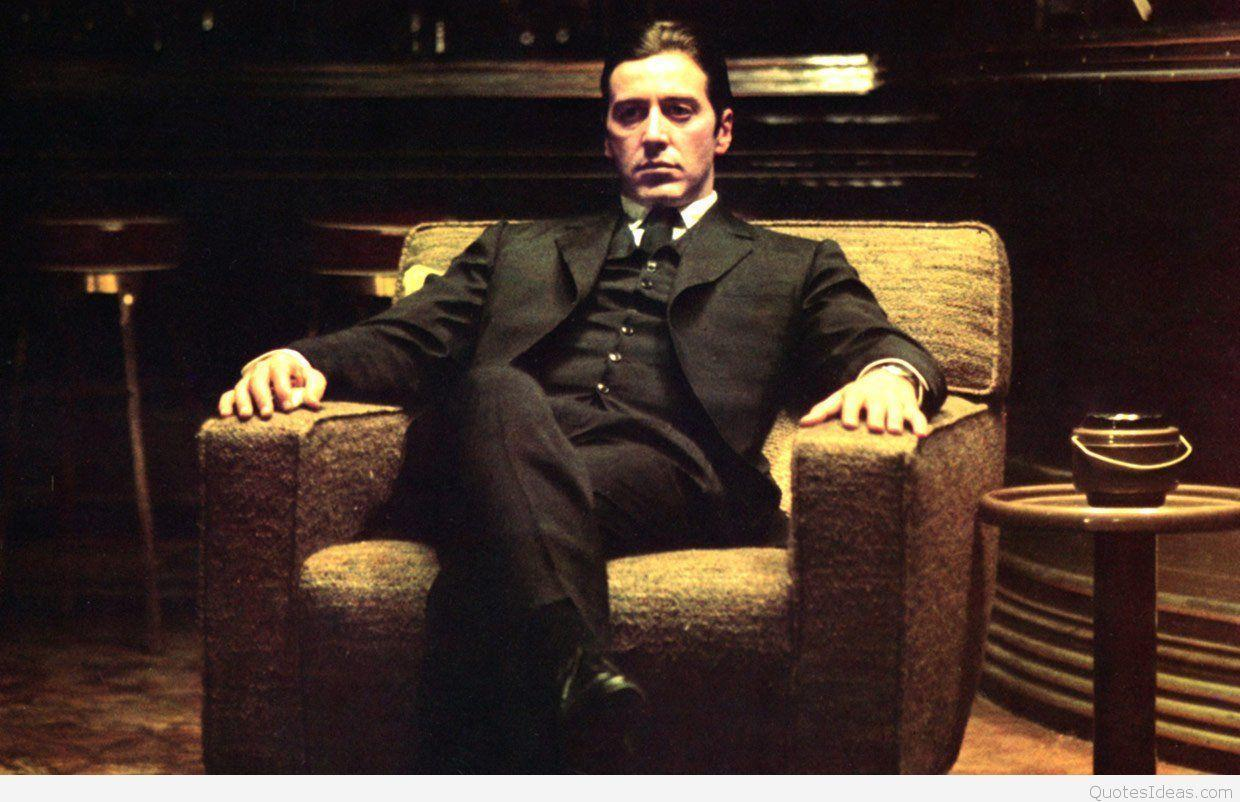 The Godfather quotes and sayings with image wallpapers hd top