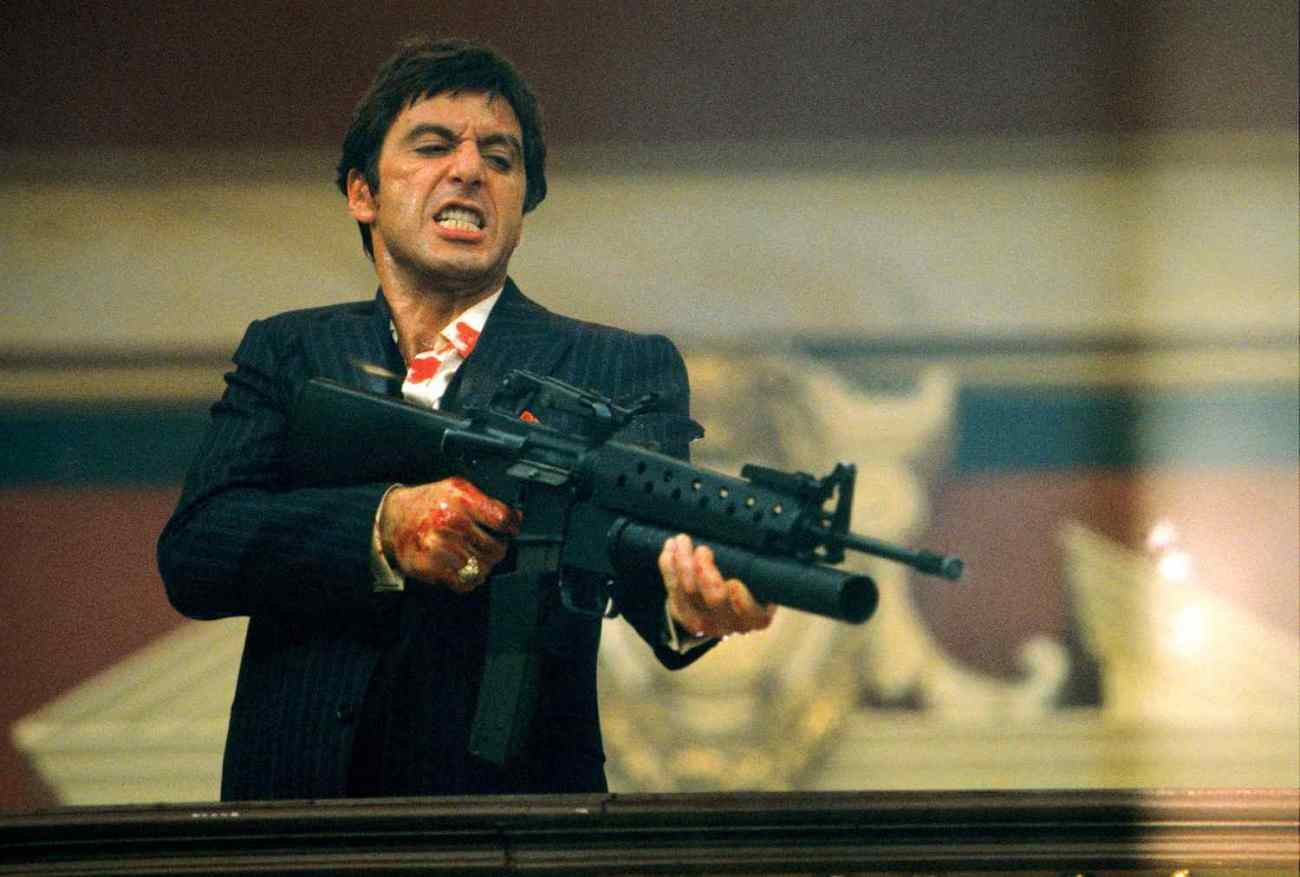 Al Pacino On Scarface Wallpapers HD: Celebrity by Free HD