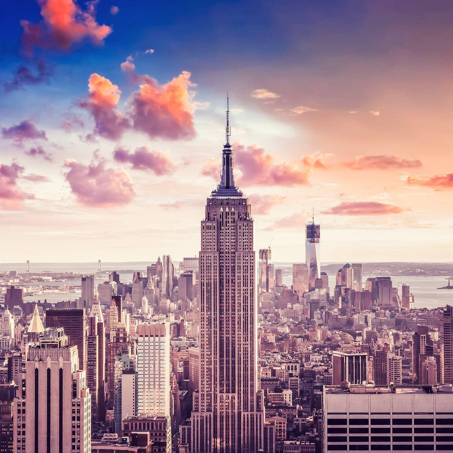 Empire State Building Wallpapers · 4K HD Desktop Backgrounds Phone
