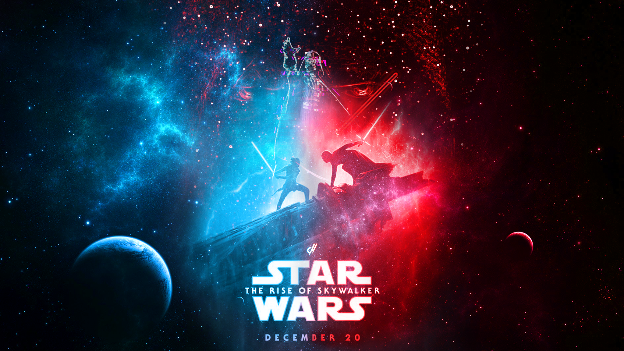 Skywalker Poster Wallpapers