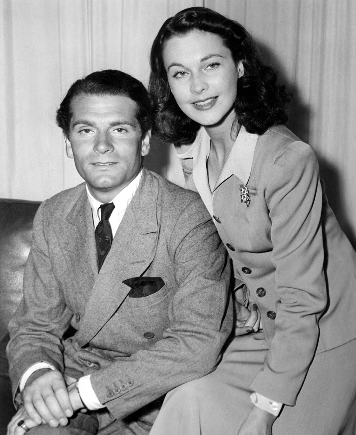 Vivien Leigh image Vivien Leigh and Laurence Olivier HD wallpapers