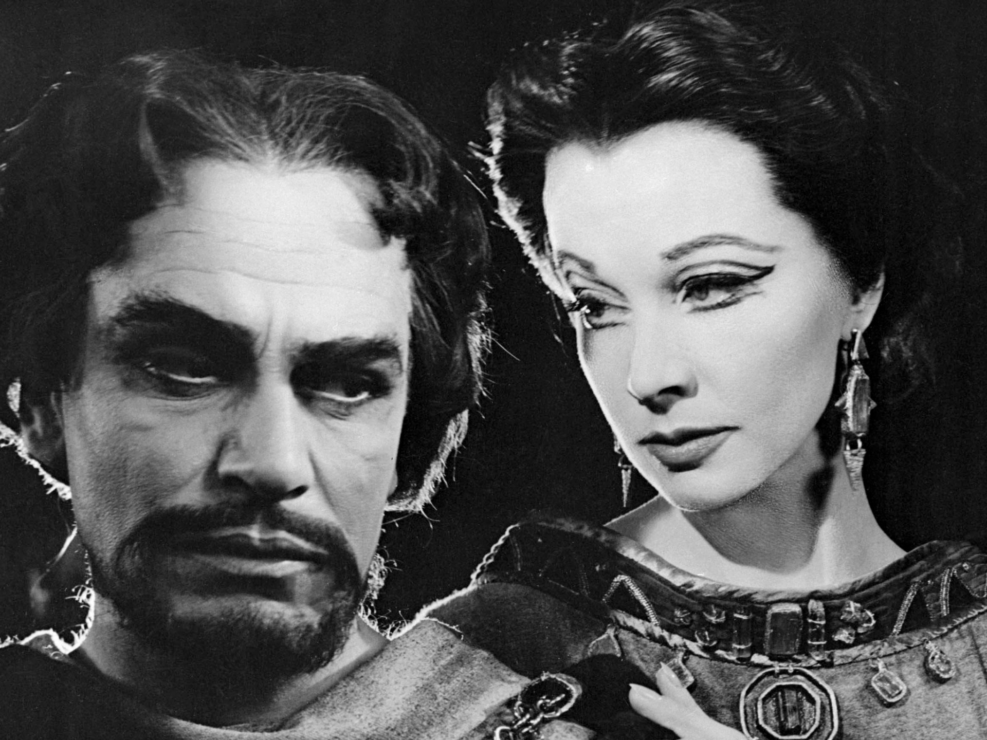 Laurence Olivier, Vivien Leigh and the unmade Macbeth – Tuesday 2nd