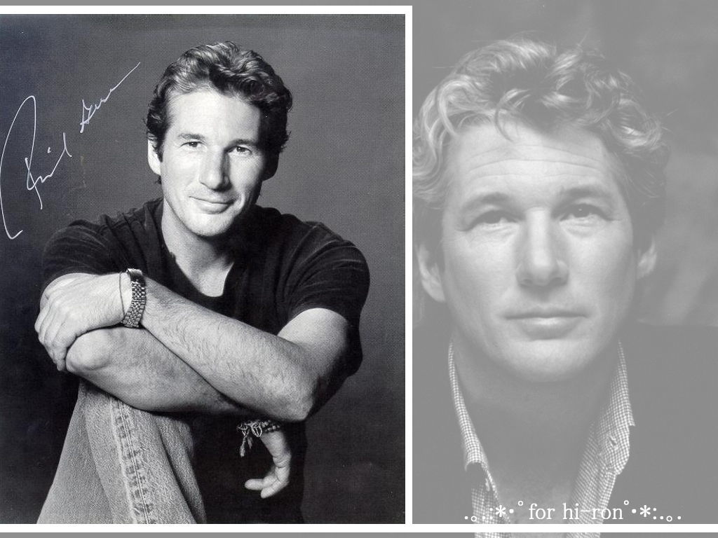 Photo Archive Actor: Richard Gere Wallpapers Gallery
