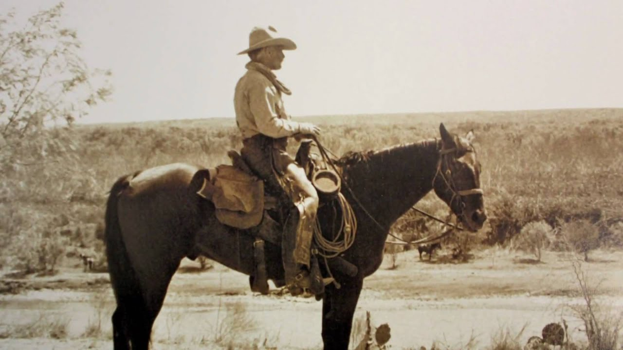 Robert Duvall promo spot for The Texas Ranger Hall of Fame and